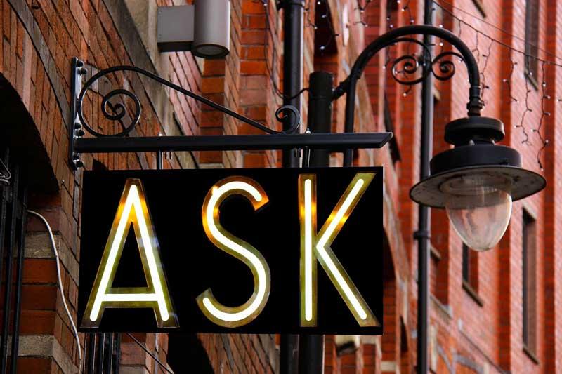 Waarom wachten met het vragen naar ideeën tot het exitgesprek?
