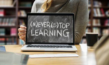 Elke dag leren is een must geworden